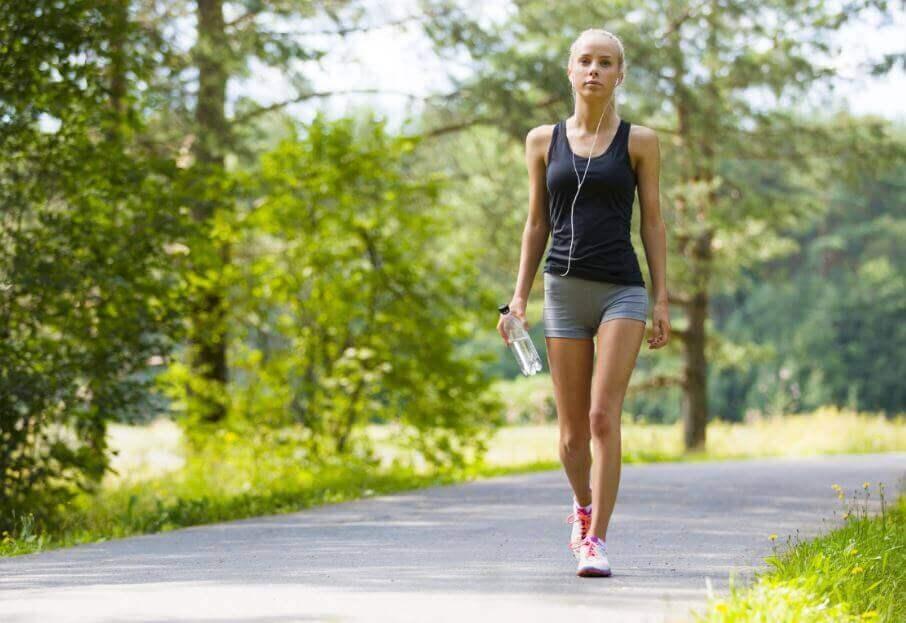Päivittäisellä kävelyllä on loistavia hyötyjä terveydelle