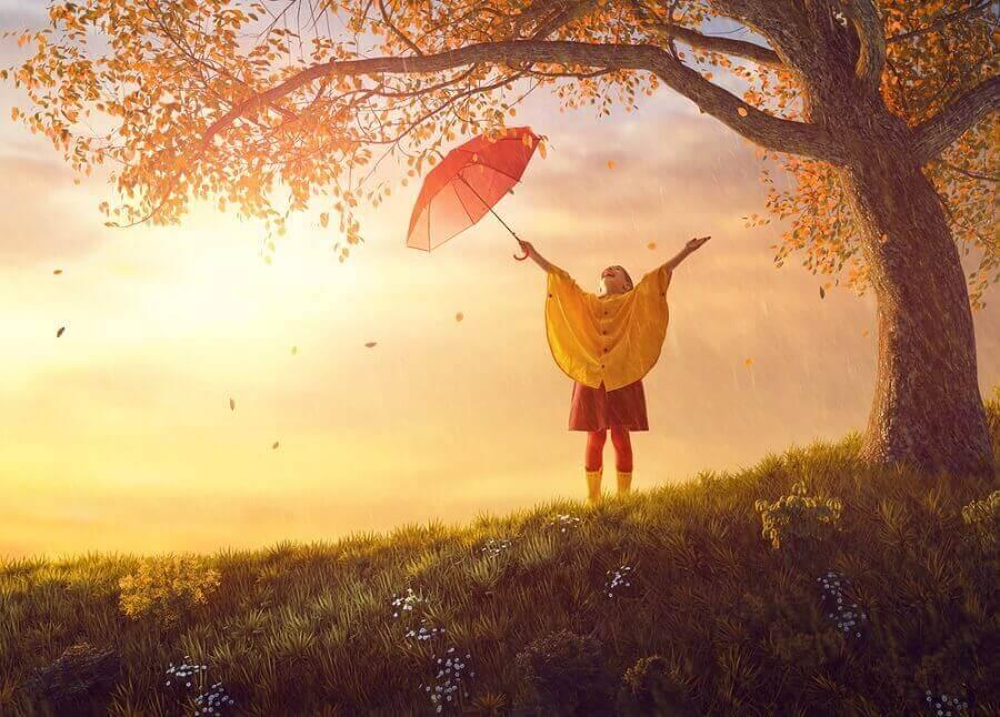 Näin houkuttelet elämääsi positiivista energiaa