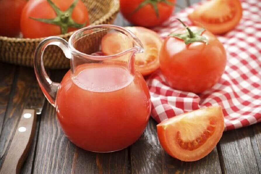 kokeile vähärasvaista puhdistuskuuria tomaatista