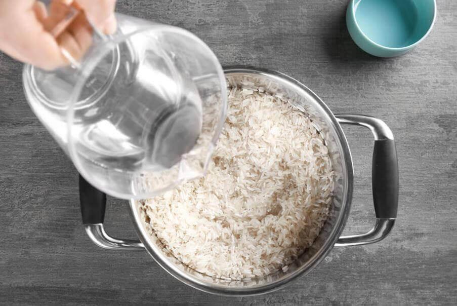 3 tapaa valmistaa riisiä - perusohje riisin valmistukseen.