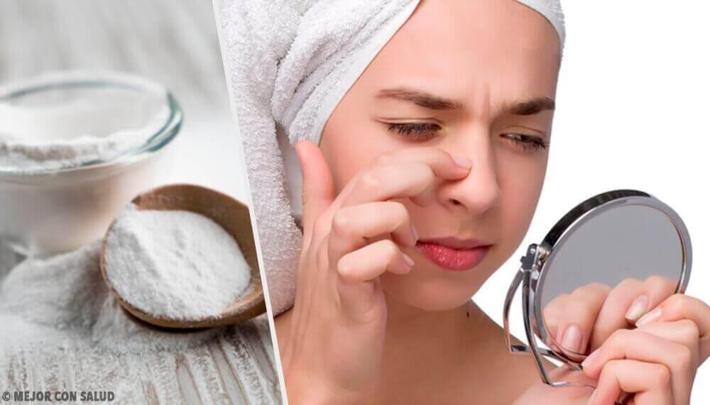 ruokasooda on luonnollinen ihon puhdistaja
