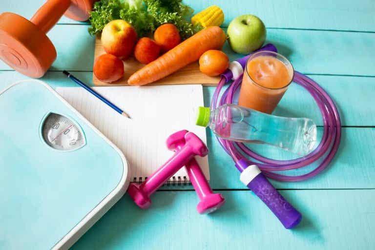 Kaksi dieettiä aineenvaihdunnan nopeuttamiseen ja painon pudottamiseen