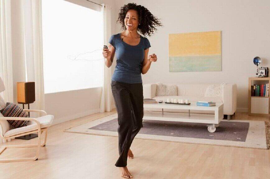 tanssiminen on aineenvaihduntaa nopeuttavaa toimintaa