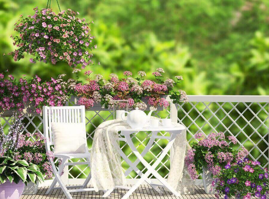 kaupunkipuutarhat: kukkia