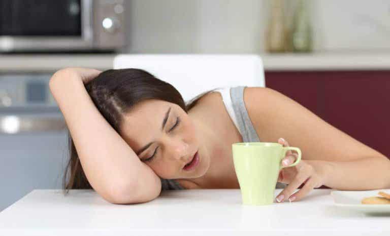 7 syytä sille, miksi tunnet olosi väsyneeksi