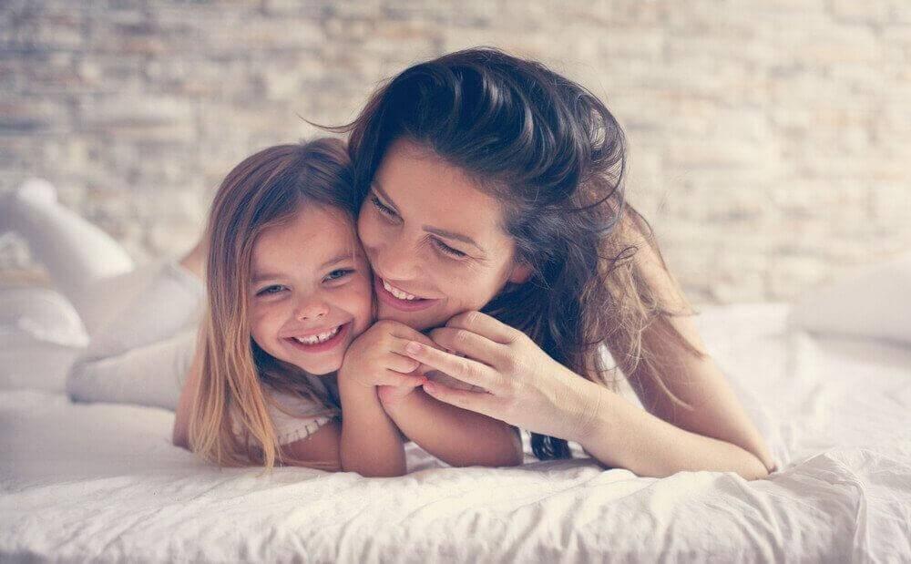 luodaksesi vankan suhteen lapseesi, vietä aikaa hänen kanssaan
