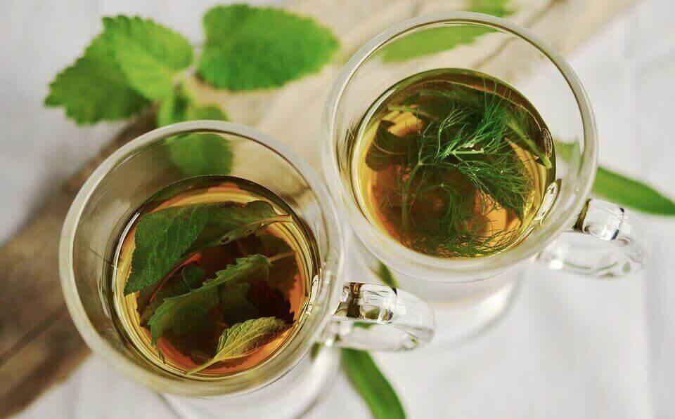 fenkolista teetä ilmavaivoihin