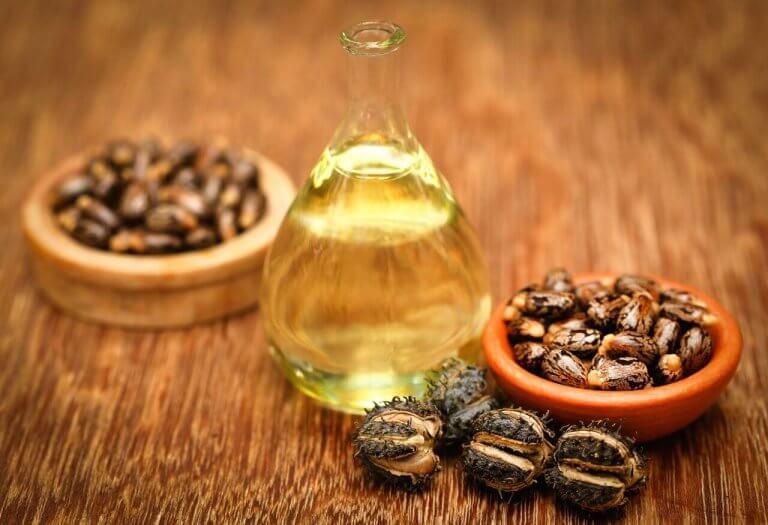 hoitokeinoja jännetulehdukseen: risiiniöljy
