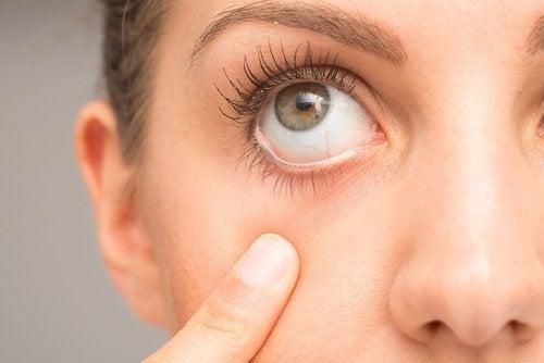 silmäharjoituksia