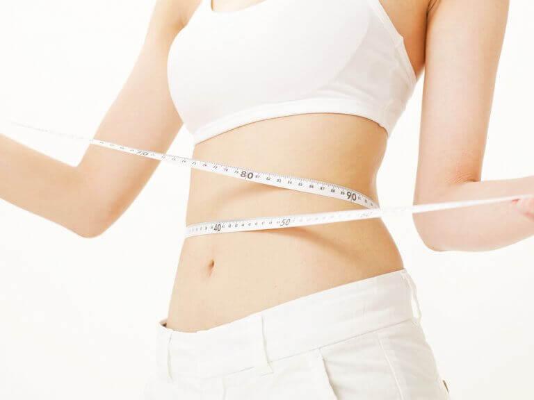 Tällä dieetillä saat litteän vatsan