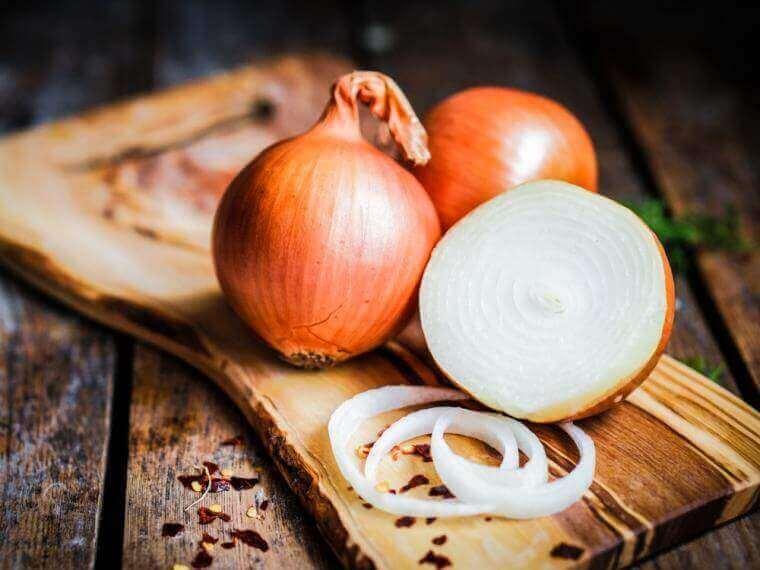 luonnon antibiootit: sipuli