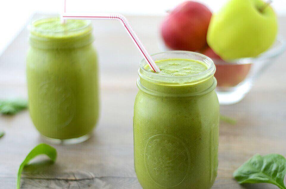 voit laihduttaa mehujena avulla: omena
