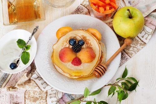 letuista aamupalaa diabeetikoille