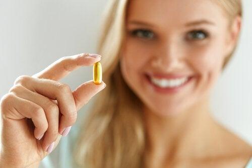6 vitamiinia jotka sinun täytyy lisätä ruokavalioosi
