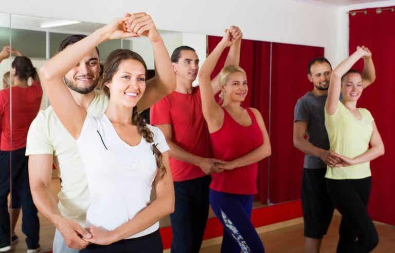 Tanssin tuomia hyötyjä keholle ja koko elämälle