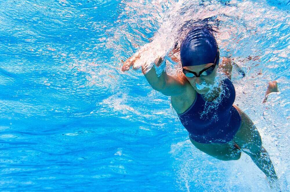 vesiliikuntamuodot vahvistavat sydäntä