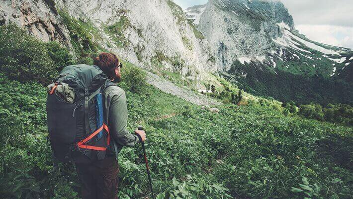 vaellus ja kävely vahvistavat sydäntä