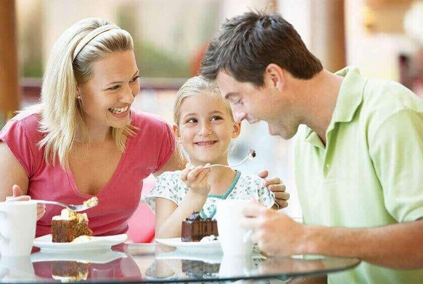 Moni vanhempi pohtii, ovatko lapset vanhempiensa peilikuva.