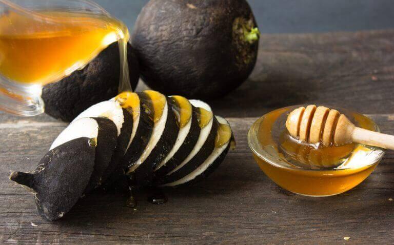 retiisi ja hunaja