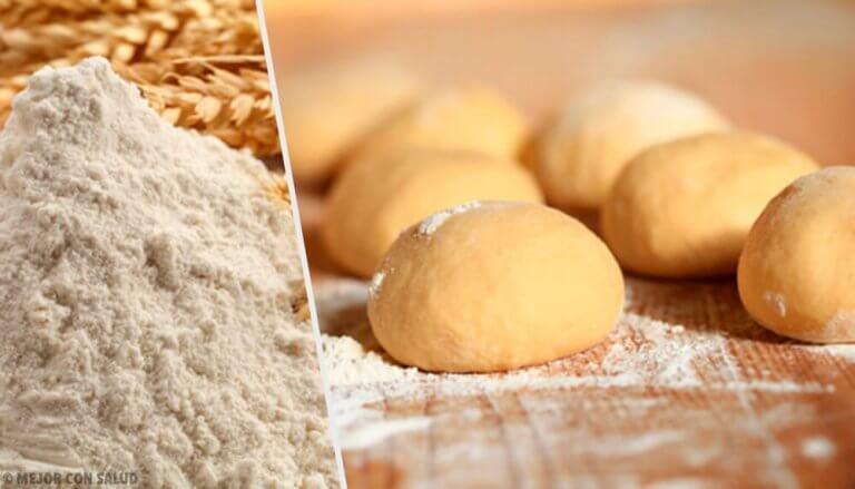 Ciabattan, italialaisen leivän valmistus saattaa aluksi olla vaikeaa, mutta lopputulos palkitsee varmasti!