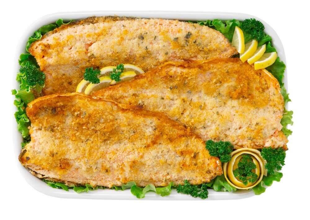 Valmista gratinoitu kala ilman uunia
