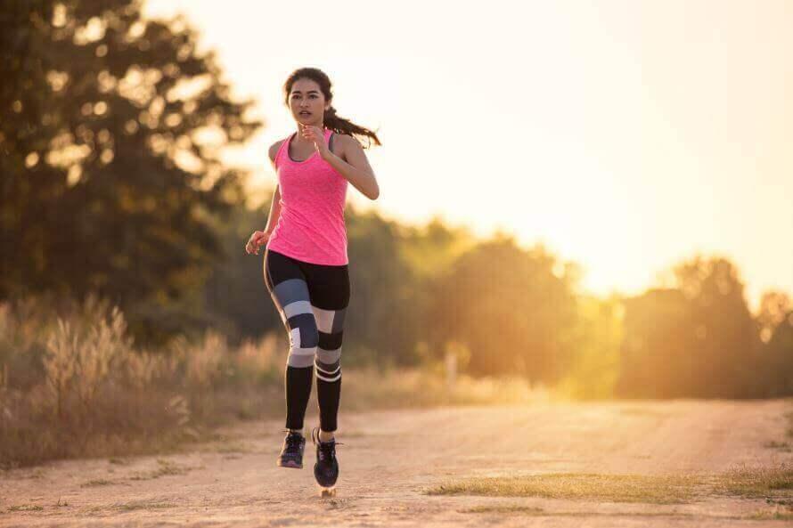 juokseminen tarjoaa monia terveyshyötyjä