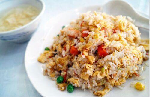 kiinalainen riisi
