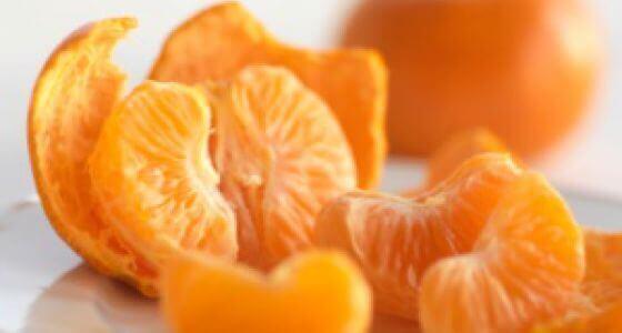 hyviä syitä syödä mandariineja