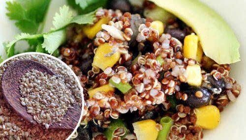Kolme mahtavaa kvinoareseptiä, joita tulet rakastamaan