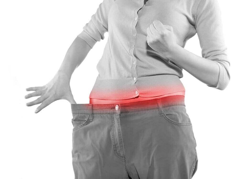 Ruokavinkit vatsarasvan poistamiseksi näännyttämättä itseäsi