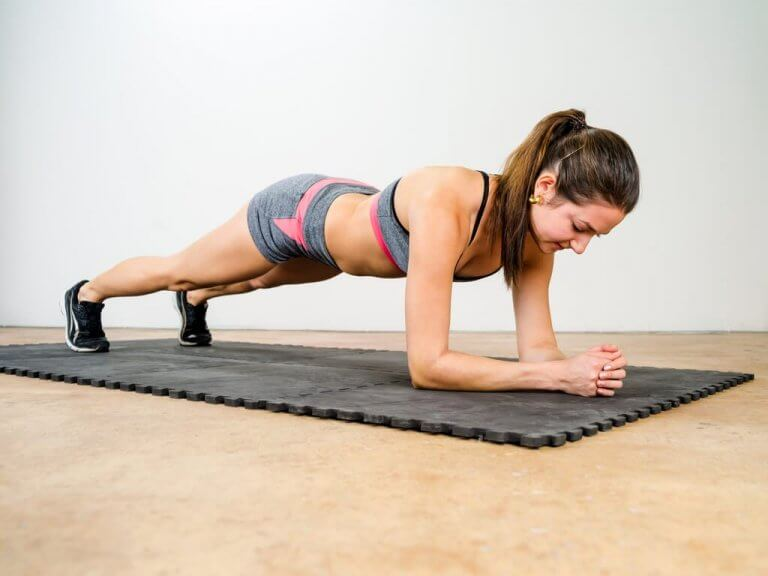 lankku vatsalihasten vahvistamiseen