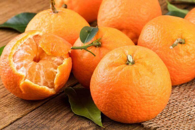 miksi kannattaa syödä mandariineja
