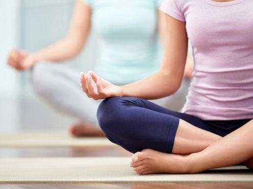 meditointi ja stressi