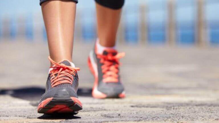 hoida niveltulehdusta liikunnalla