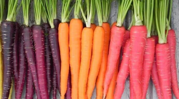 Porkkanoiden terveelliset hyödyt