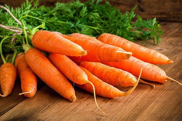 porkkanoiden hyödyt terveydelle