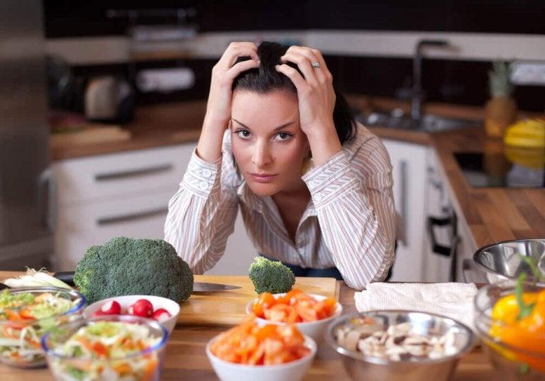 Taistele masennusta vastaan oikealla ruokavaliolla
