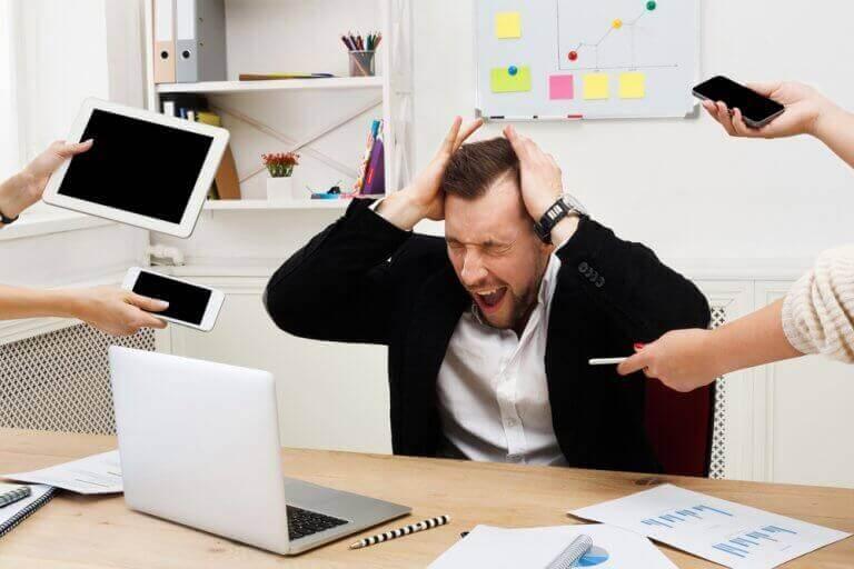 huomaatko stressin negatiiviset vaikutukset