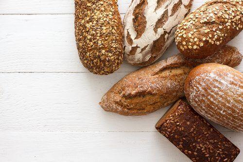 erilaisia leipiä