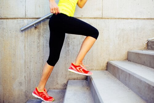 askeleet vahvistavat jalkojasi