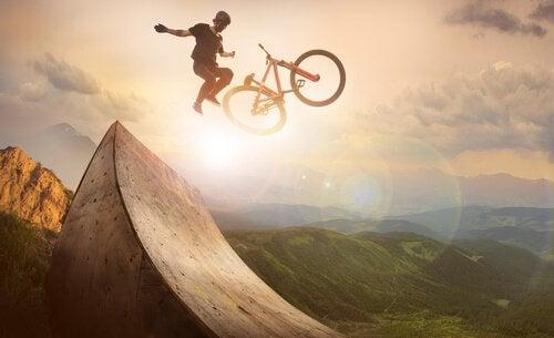 adrenaliinin vapautuminen urheillessa