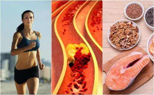 6 keinoa hallita kolesterolia luonnollisesti