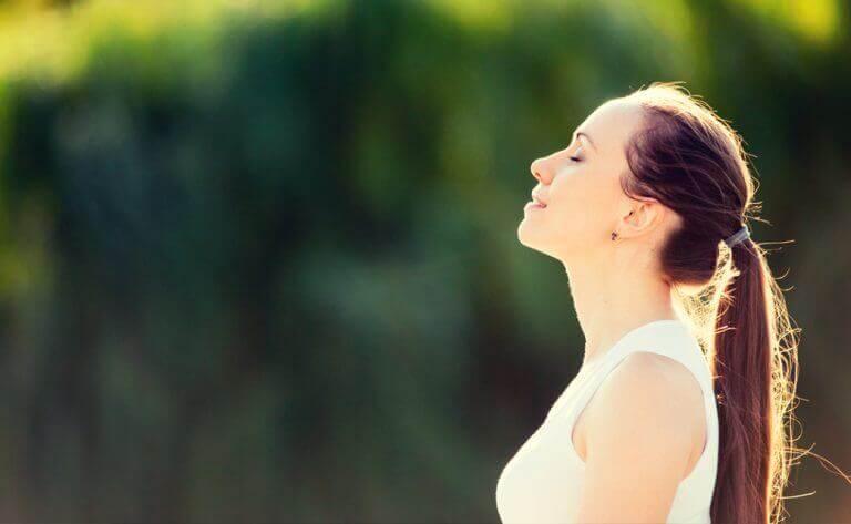 tunteiden hallinta hengityksen avulla
