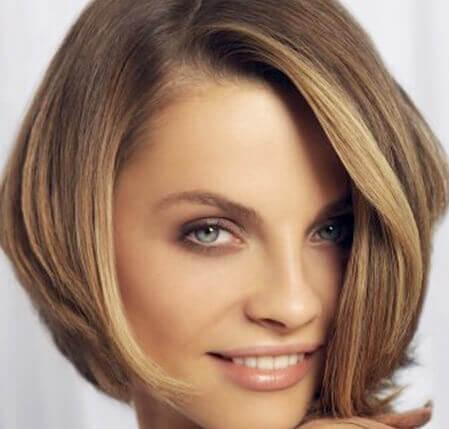 modernit hiustyylit pitkille kasvoille