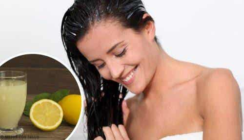 4 tapaa poistaa hiusväri luonnollisin tuottein