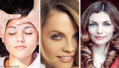 Nuorekkuutta lisäävät, modernit hiustyylit