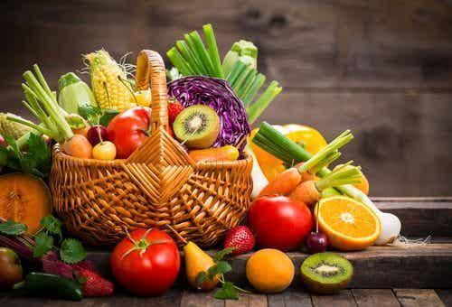 Vatsarasvan vähentäminen ruoan avulla