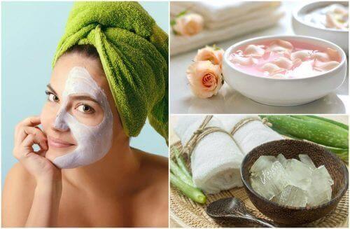 4 parasta kasvojen kuorintaohjetta kuolleen ihon poistamiseksi