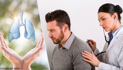 Keuhkosyövän oireet ja hoito