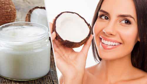 Kokeile kookosöljyä hampaiden hoidossa